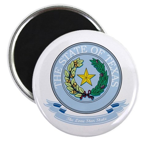 Texas Seal Magnet