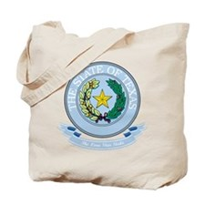 Texas Seal Tote Bag