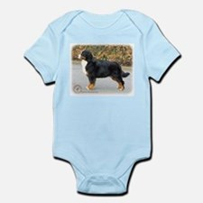 Bernese Mountain Dog 9T066D-221 Infant Bodysuit