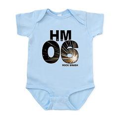 HM06 - Rock Smash Infant Bodysuit