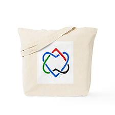 Peace Shalom Salaam Tote Bag