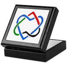 Peace Shalom Salaam Keepsake Box