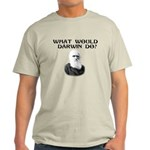 What would a scientist do? Light T-Shirt
