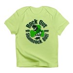 Rock Out With Your Shamrock Out Infant T-Shirt
