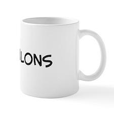 I Love Biathlons Mug