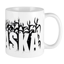 Nebraska corn field Mug