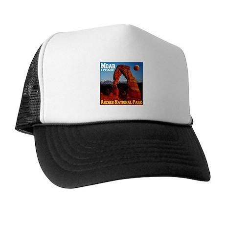 Moab, UT Trucker Hat