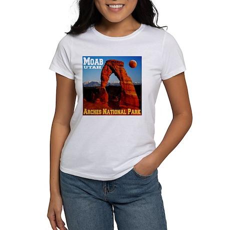 Moab, UT Women's T-Shirt