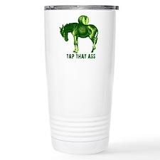 Tap That Ass Funny T-shirts Travel Mug