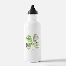 Cute Irish girl Water Bottle