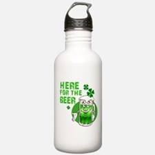 Here for the beer! St Pats Water Bottle