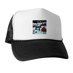 Winter Fun Trucker Hat