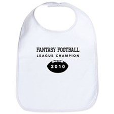 Fantasy Football League Champ Bib