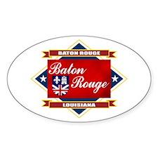 Baton Rouge Flag Decal