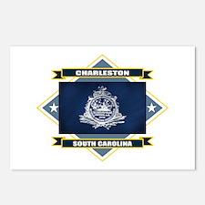 Charleston Flag Postcards (Package of 8)