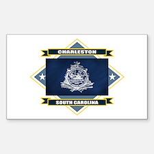 Charleston Flag Decal