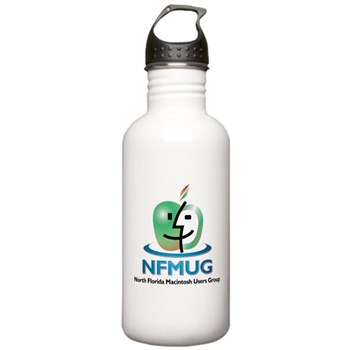 NFMUG Stainless Water Bottle 1.0L