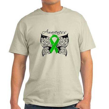 Bile Duct Cancer Awareness Light T-Shirt