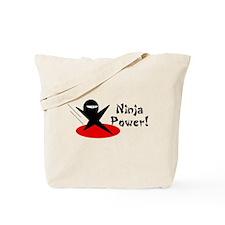 Ninja Power - Tote Bag