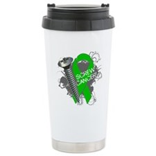 Screw Bile Duct Cancer Travel Mug