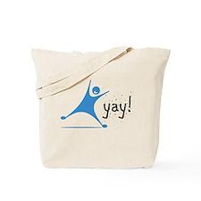 Cute Cheering Tote Bag