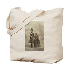 Abraham & Mary Todd Lincoln Tote Bag