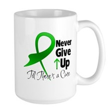Bile Duct Never Give Up Mug