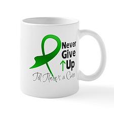 Bile Duct Never Give Up Mug