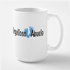 Orgulloso Abuelo Large Mug