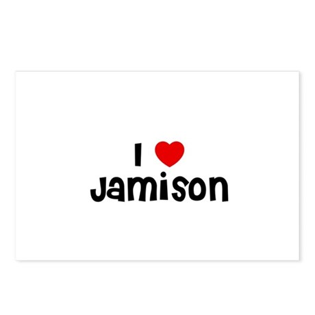 I * Jamison Postcards (Package of 8)
