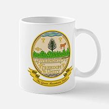 Vermont Seal Mug