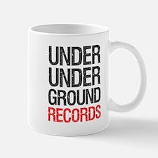 Under Under Ground Records Mug