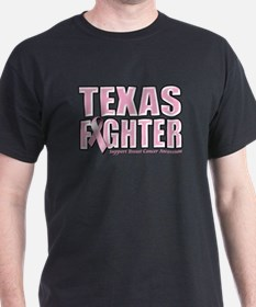 Texas Breast Cancer Fighter T-Shirt