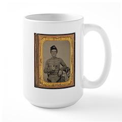 George Armstrong Custer Large Mug
