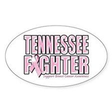 Tennessee Breast Cancer Fighter Decal