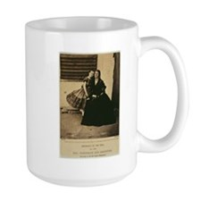 Rose and Rose O'Neal Greenhow Large Mug