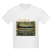 typewriter writer T-Shirt