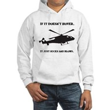 Helicopter Hover Hoodie