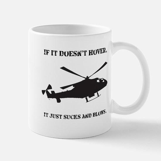 Helicopter Hover Mug