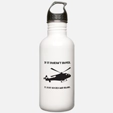 Helicopter Hover Water Bottle