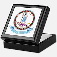 Virginia Seal Keepsake Box