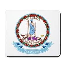 Virginia Seal Mousepad