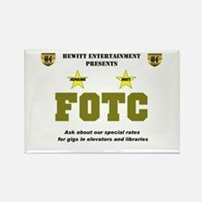 FOTC Rectangle Magnet