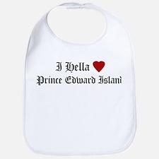 Hella Love Prince Edward Isla Bib