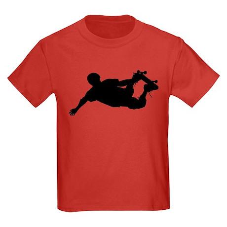 Extreme Skateboarding Kids Dark T-Shirt