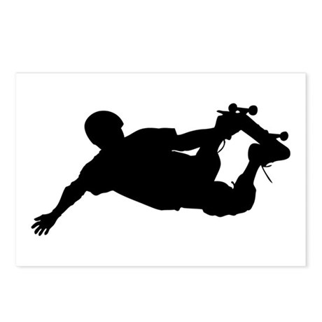Extreme Skateboarding Postcards (Package of 8)