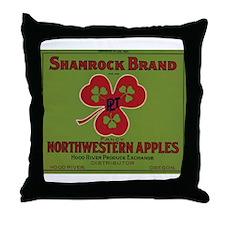 Shammrock Brand Throw Pillow