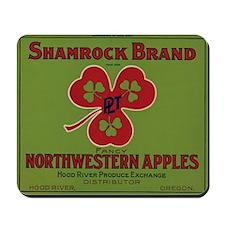 Shammrock Brand Mousepad