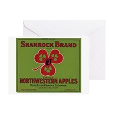 Shammrock Brand Greeting Card