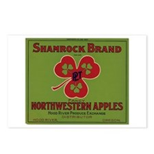 Shammrock Brand Postcards (Package of 8)